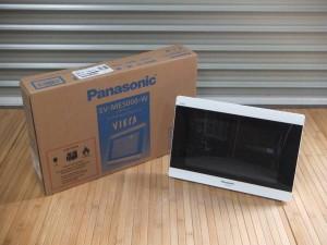 Panasonic ポータブル地上デジタルテレビ SV-ME5000 10.1型 新品
